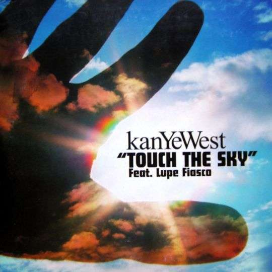 Coverafbeelding Kanye West feat. Lupe Fiasco - Touch The Sky