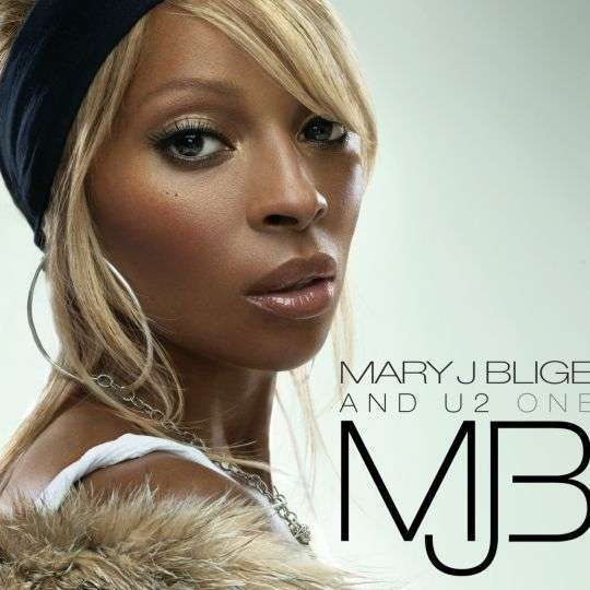 Coverafbeelding One - Mary J Blige And U2