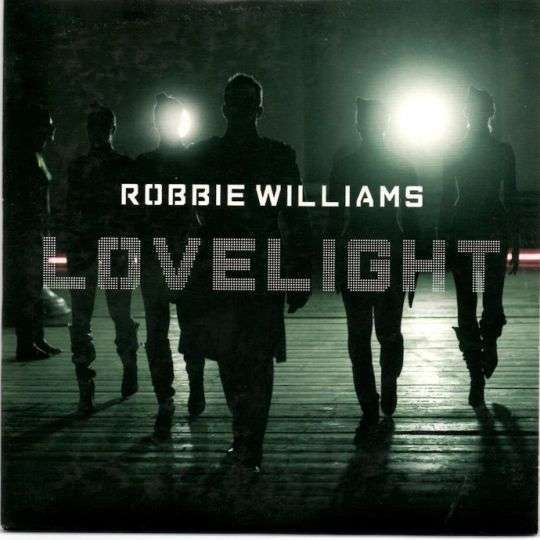 Coverafbeelding Lovelight - Robbie Williams