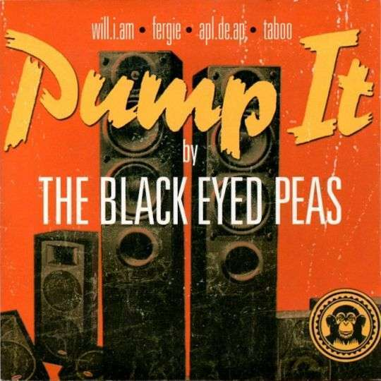 Coverafbeelding Pump It - The Black Eyed Peas