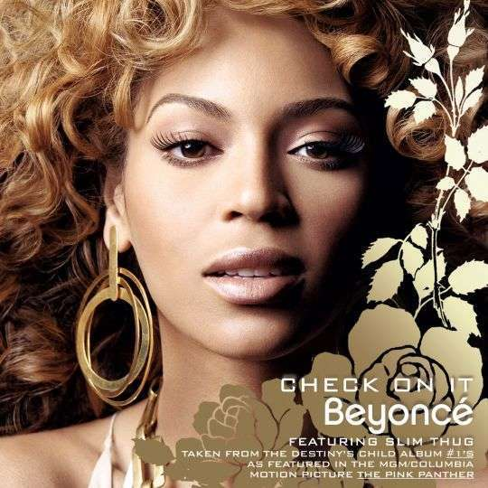 Coverafbeelding Check On It - Beyoncé Featuring Slim Thug