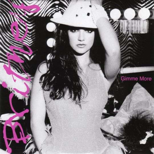 Coverafbeelding Gimme More - Britney