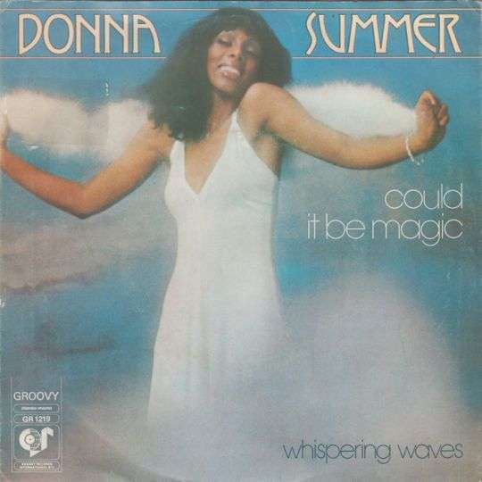 Coverafbeelding Could It Be Magic - Donna Summer