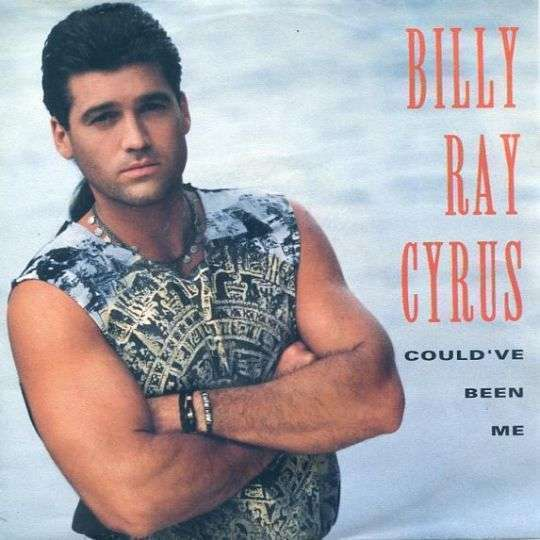 Coverafbeelding Could've Been Me - Billy Ray Cyrus