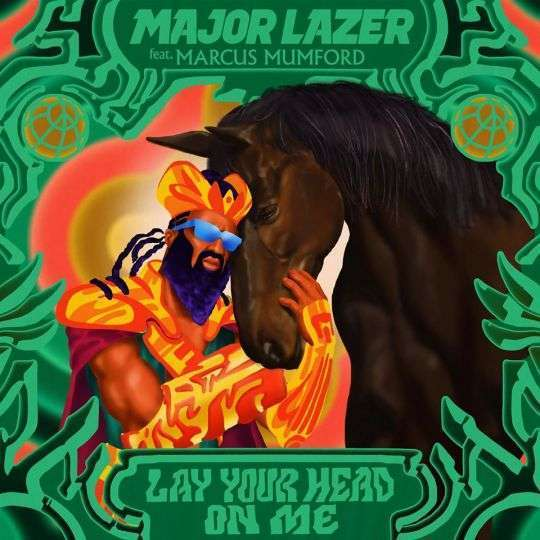 Coverafbeelding Major Lazer feat. Marcus Mumford - Lay Your Head On Me