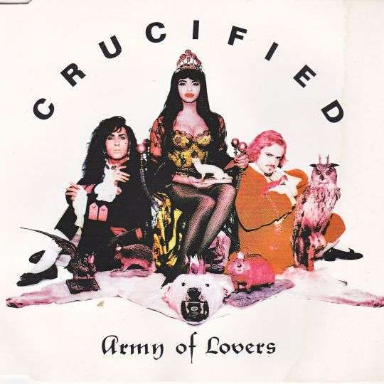Coverafbeelding Crucified - Army Of Lovers