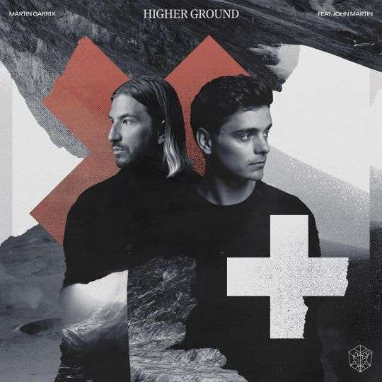 Coverafbeelding Martin Garrix feat. John Martin - Higher Ground