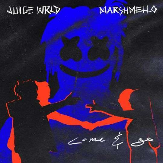 Coverafbeelding Juice Wrld & Marshmello - Come & Go