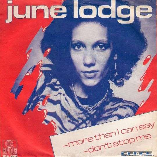 Coverafbeelding More Than I Can Say - June Lodge