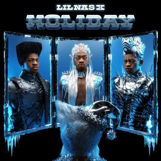 Coverafbeelding Lil Nas X - Holiday