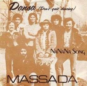 Coverafbeelding Dansa (Don't Quit Dancing) - Massada