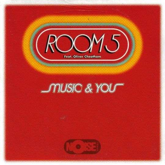 Coverafbeelding Music & You - Room 5 Featuring Oliver Cheatham