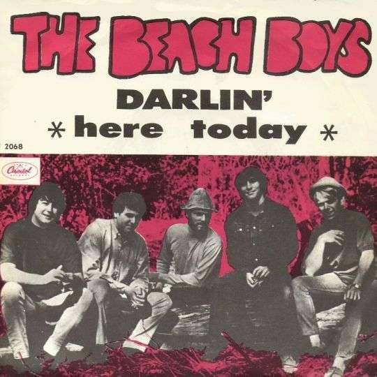 Coverafbeelding Darlin' - The Beach Boys
