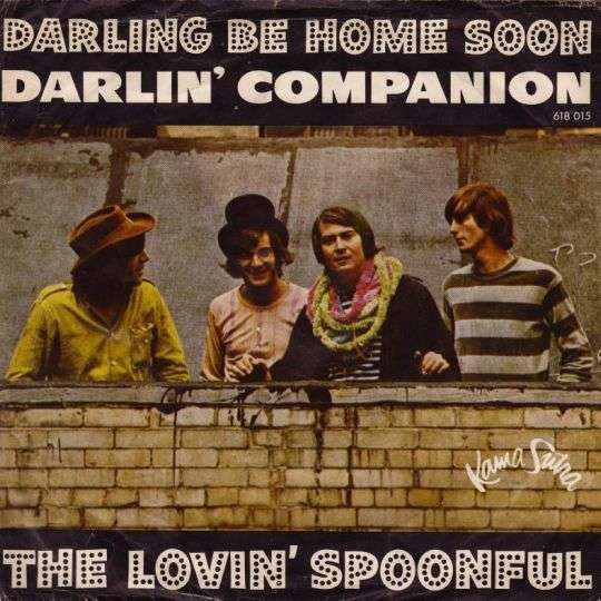Coverafbeelding Darling Be Home Soon - The Lovin' Spoonful