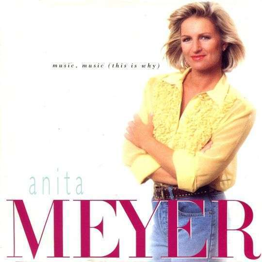 Coverafbeelding Music, Music (This Is Why) - Anita Meyer