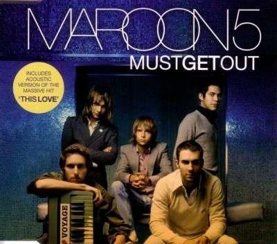 Coverafbeelding Must Get Out - Maroon 5