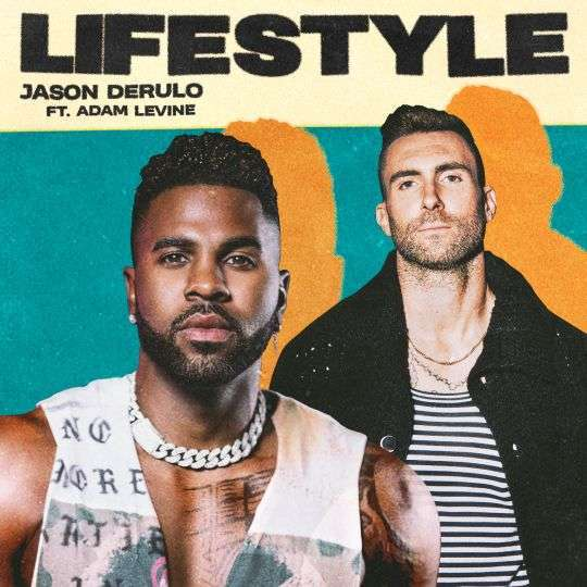 Coverafbeelding Jason Derulo ft. Adam Levine - Lifestyle