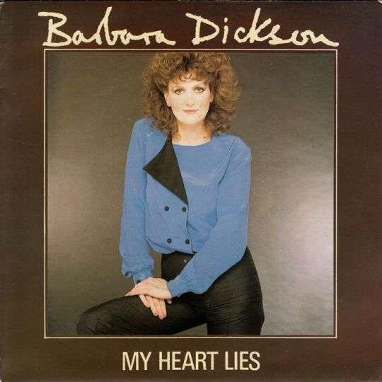Coverafbeelding My Heart Lies - Barbara Dickson