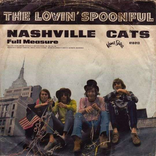 Coverafbeelding Nashville Cats - The Lovin' Spoonful