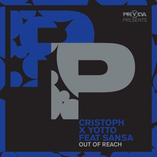 Coverafbeelding Cristoph x Yotto feat Sansa - Out Of Reach