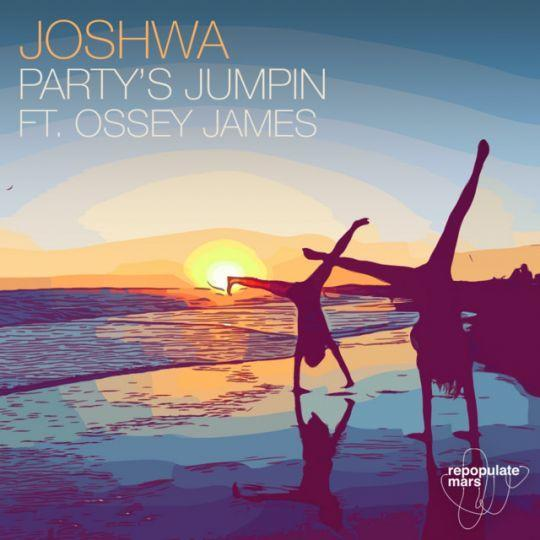 Coverafbeelding Joshwa ft. Ossey James - Party's Jumpin