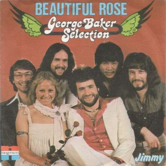 Coverafbeelding George Baker Selection - Beautiful Rose