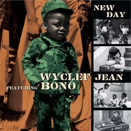 Coverafbeelding New Day - Wyclef Jean Featuring Bono
