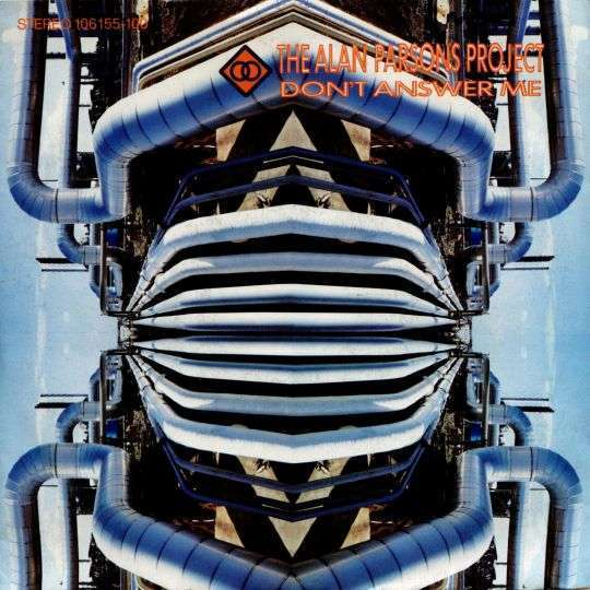 Coverafbeelding Don't Answer Me - The Alan Parsons Project