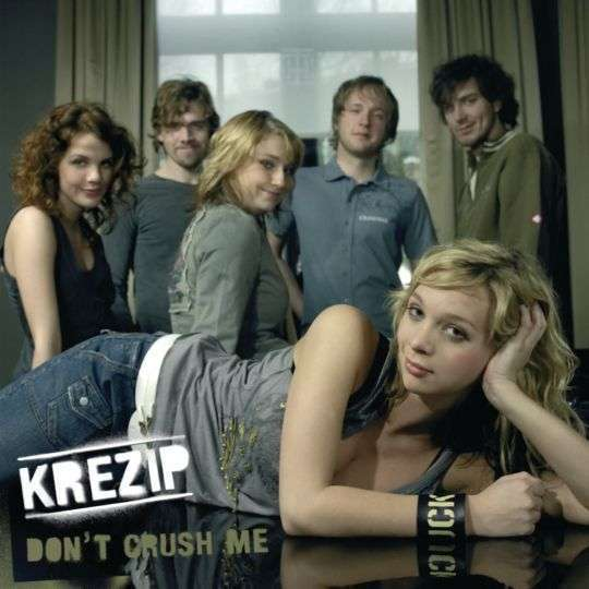 Coverafbeelding Don't Crush Me - Krezip