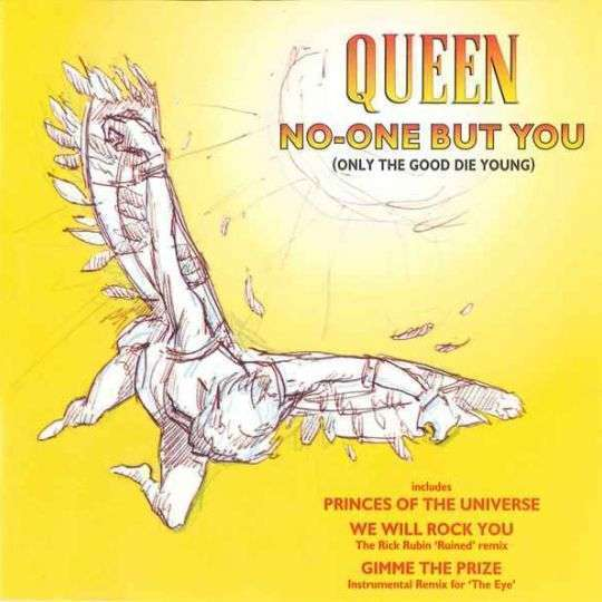 Coverafbeelding Queen - No-One But You (Only The Good Die Young)
