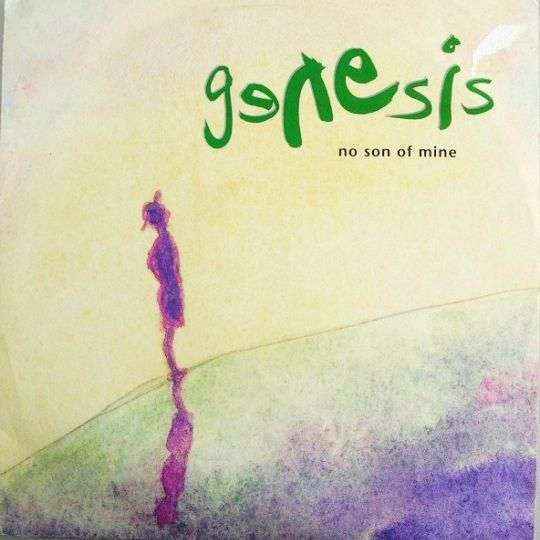 Coverafbeelding No Son Of Mine - Genesis