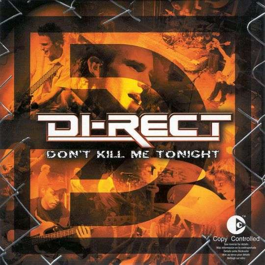 Coverafbeelding Don't Kill Me Tonight - Di-Rect
