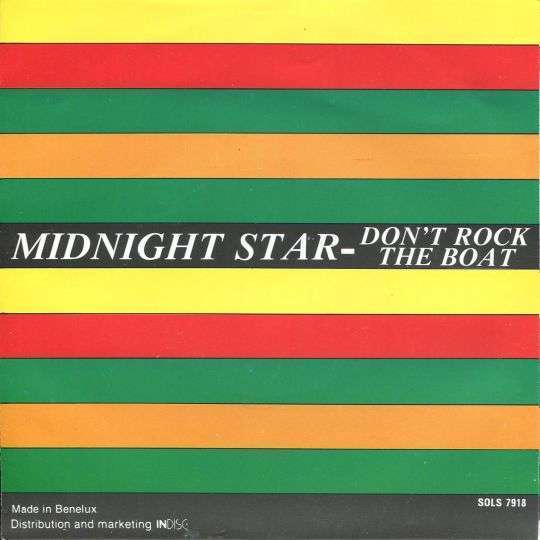 Coverafbeelding Don't Rock The Boat - Midnight Star