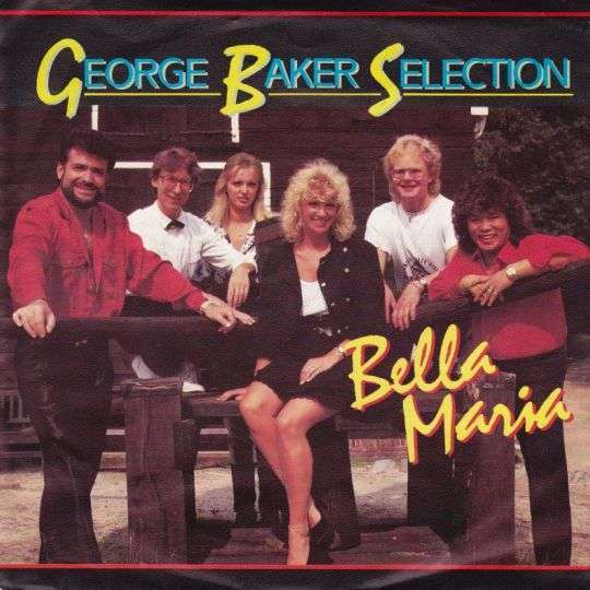 Coverafbeelding Bella Maria - George Baker Selection