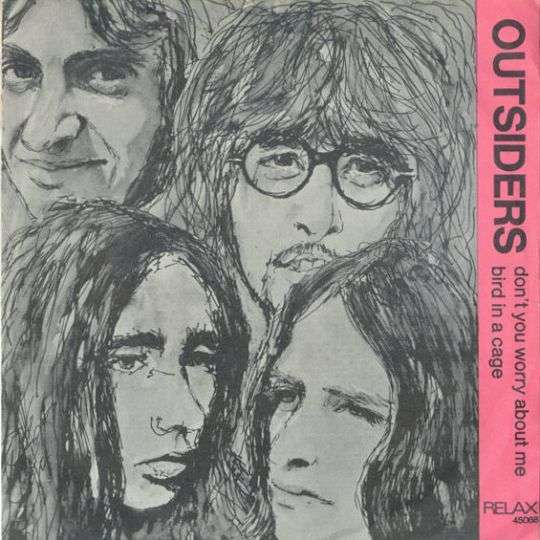 Coverafbeelding Don't You Worry About Me - Outsiders