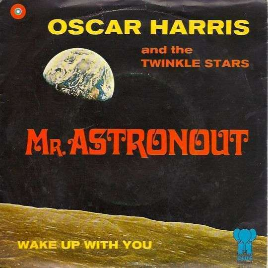Coverafbeelding Mr. Astronout - Oscar Harris And The Twinkle Stars