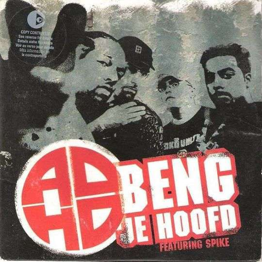 Coverafbeelding ADHD featuring Spike - Beng Je Hoofd