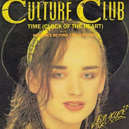 Coverafbeelding Culture Club - Time (Clock Of The Heart)