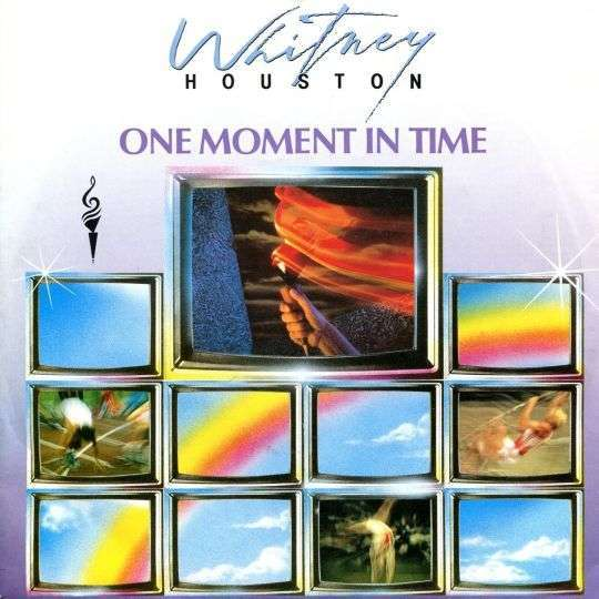 Coverafbeelding One Moment In Time - Whitney Houston
