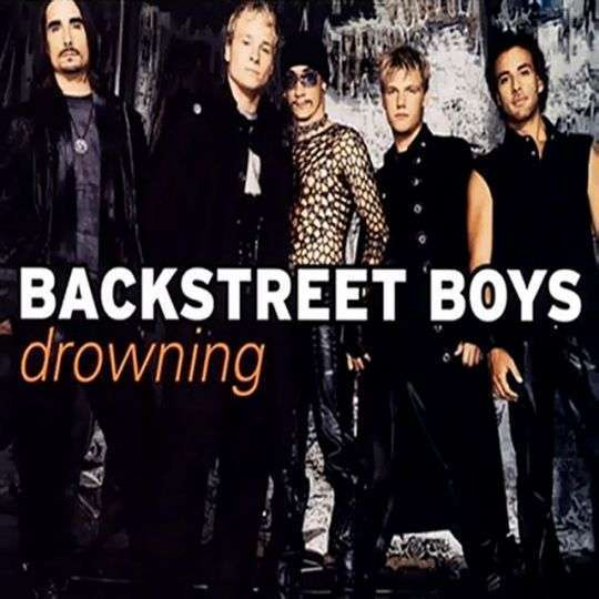 Coverafbeelding Drowning - Backstreet Boys