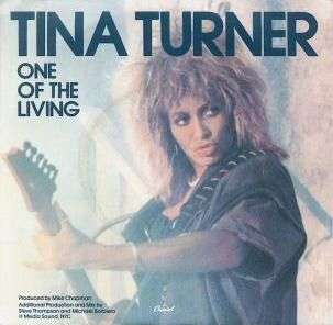 Coverafbeelding One Of The Living - Tina Turner