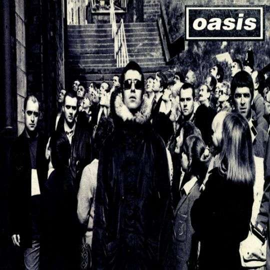 Coverafbeelding Oasis - D'you Know What I Mean?