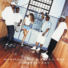 Coverafbeelding One Sweet Day - Mariah Carey & Boyz Ii Men