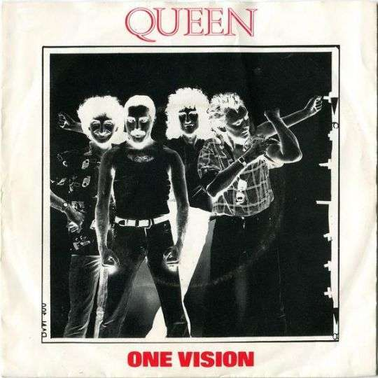 Coverafbeelding Queen - One Vision