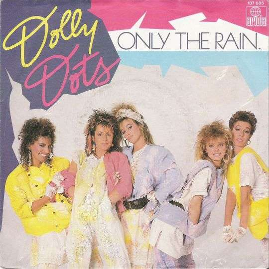 Coverafbeelding Only The Rain - Dolly Dots