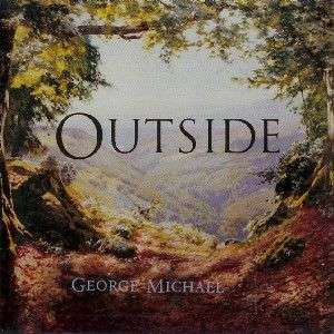 Coverafbeelding Outside - George Michael