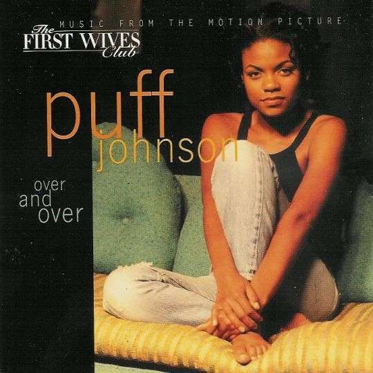 Coverafbeelding Puff Johnson - Over And Over