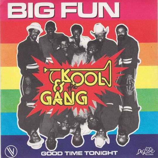 Coverafbeelding Big Fun - Kool & The Gang