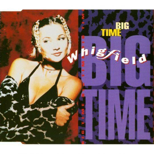 Coverafbeelding Big Time - Whigfield