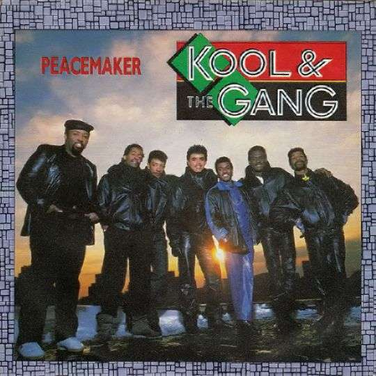 Coverafbeelding Peacemaker - Kool & The Gang
